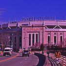 Yankee Stadium, The Bronx- New York, New York by michael6076