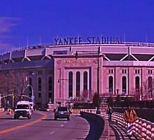 Yankee Stadium, The Bronx- New York, New York by michael6076
