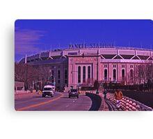 Yankee Stadium, The Bronx- New York, New York Canvas Print