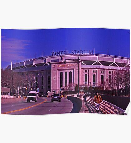 Yankee Stadium, The Bronx- New York, New York Poster
