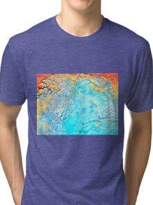 Coral Matters  Tri-blend T-Shirt