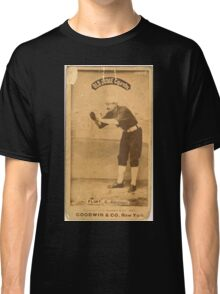 Benjamin K Edwards Collection Silver Flint Chicago White Stockings baseball card portrait 003 Classic T-Shirt
