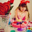 Valentine's Day tea party by eelsblueEllen