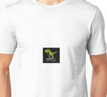 Original Gamer Rex Designs logo Unisex T-Shirt