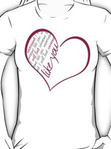 Someone Like You T-Shirt