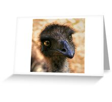 I'm watching you! Greeting Card