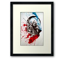 Graffiti Girl #4 Framed Print
