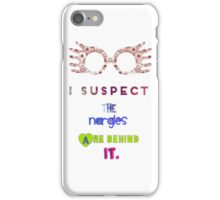 Harry Potter Luna Nargles iPhone Case/Skin