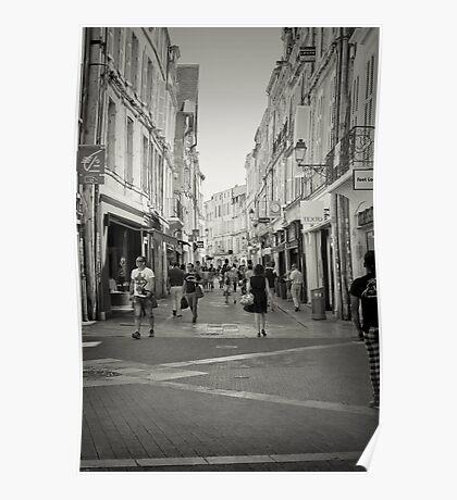 La Rochelle, France #5 Poster