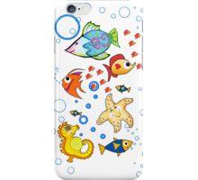 Beautiful Fish Aquarium iPhone Case/Skin