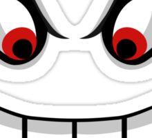 Thwomp face ! Sticker