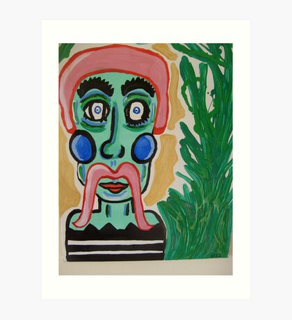 Mexican State of Mind Art Print