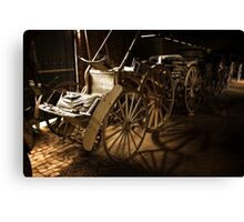 Horse Carriages 1 Canvas Print