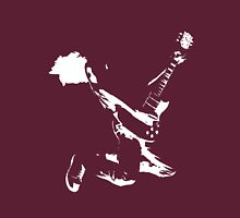 Guitarist - Leaping Unisex T-Shirt