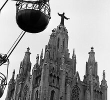 Tibidabo Cathedral by James2001