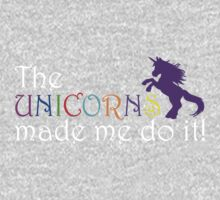 Unicorn Mischief One Piece - Short Sleeve