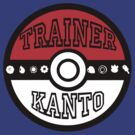 Kanto Trainer by 1up Apparel