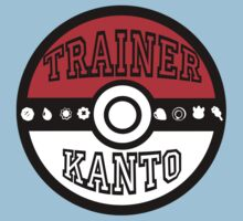 Kanto Trainer Kids Tee