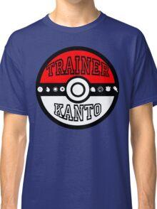 Kanto Trainer Classic T-Shirt