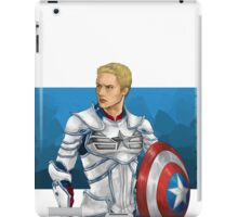 paladin!steve iPad Case/Skin
