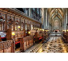 Church of England Photographic Print