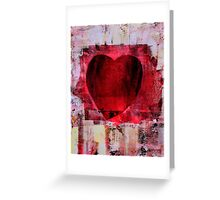Tempered by Time Greeting Card