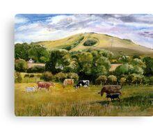 Wolstonbury Hill Canvas Print