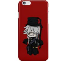 Undertaker- Black Butler chibi iPhone Case/Skin