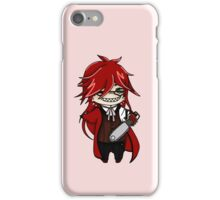 Grell- Black Butler  iPhone Case/Skin