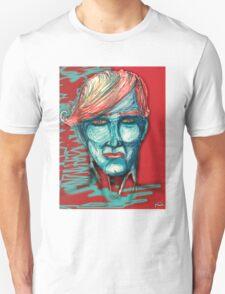 BLUE HEAD  T-Shirt