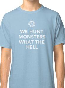 We Hunt Classic T-Shirt