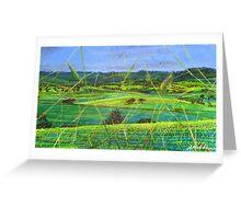 Greenhills Greeting Card