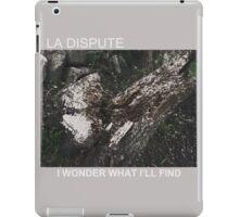 LA DISPUTE CHOPPED TREE iPad Case/Skin