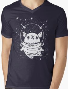 AstroBub 2 Mens V-Neck T-Shirt