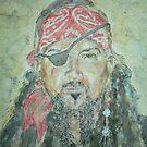 Captain Tortuga Tim by Jennifer Ingram