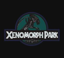Xenomorph Park by sciencefluff