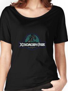 Xenomorph Park Women's Relaxed Fit T-Shirt
