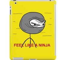 NINJA TROLL iPad Case/Skin