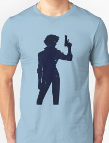 cowboy bebop spike spiegel sapce anime manga shirt T-Shirt