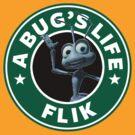 A Bug's Life Flik by Miltossavvides