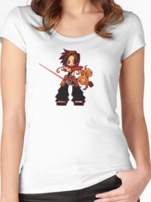 Shaman StarKing Women's Fitted Scoop T-Shirt