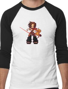 Shaman StarKing Men's Baseball ¾ T-Shirt