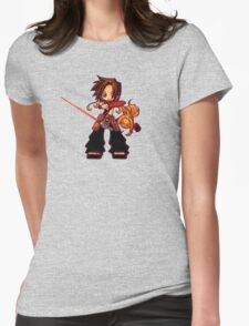 Shaman StarKing Womens Fitted T-Shirt