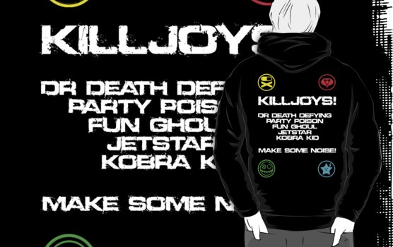 Killjoy Names by Dsavage94