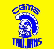 Chestnut Grove MS Trojans by JerryWCarter