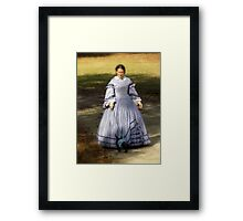 Time Machine ~ Part Three Framed Print