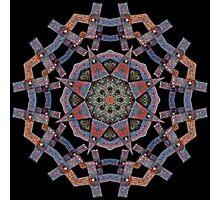 Big Butch Kaleidoscope Photographic Print