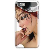 Burlesque Doll iPhone Case/Skin