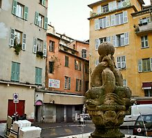 the fountain by robay184
