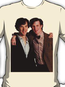 Sherlock and Eleven T-Shirt